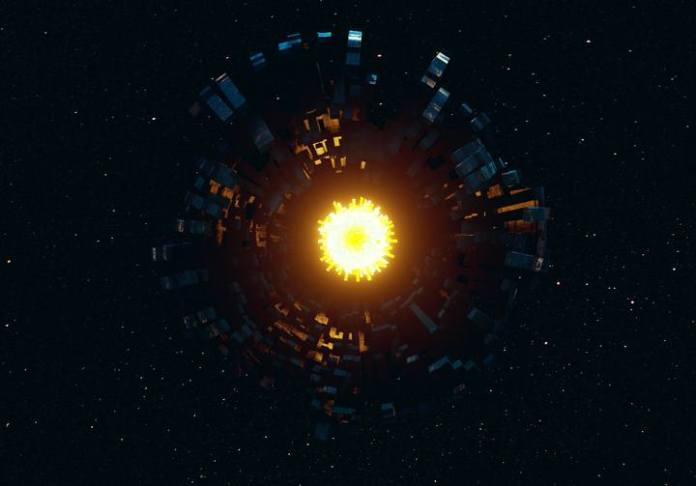 Alienígenas avançados podem estar se comunicando