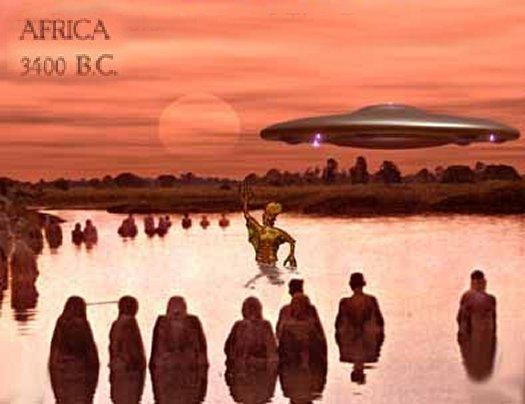 Evidência científica de contato alienígena há 5.000 anos é apresentada em livro 1