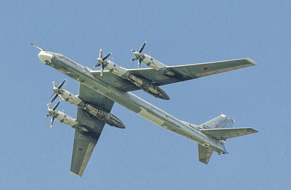 Putin envia bombardeiros nucleares próximos das Coréias, aumentando a tensão na região 1