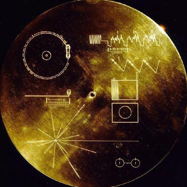 Os mapas enviados ao espaço