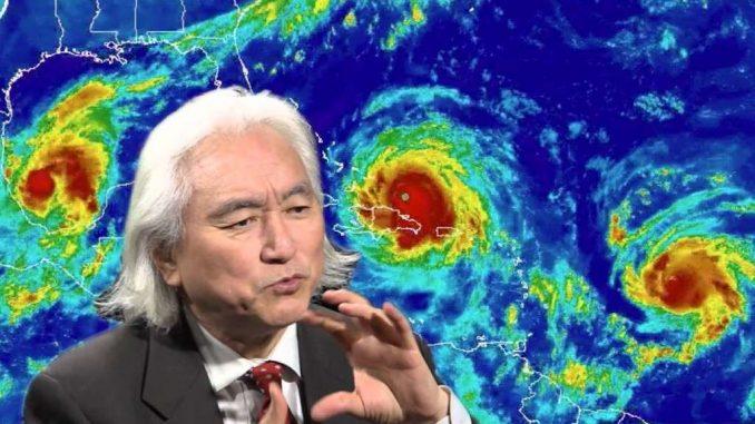 HAARP é responsável pelos furacões recentes