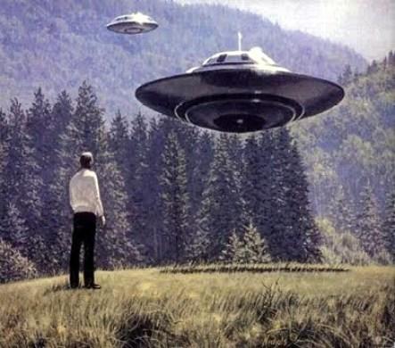 prova de extraterrestres na Terra