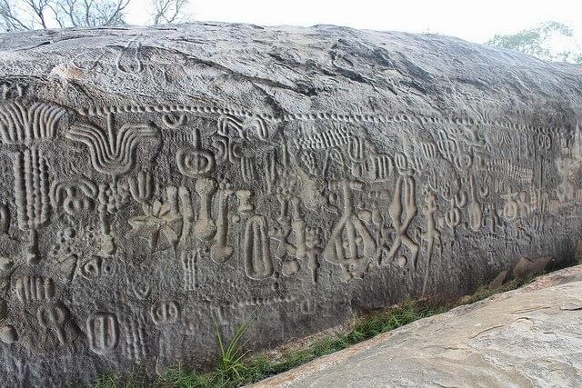 Pesquisador brasileiro afirma ter desvendado a Pedra do Ingá