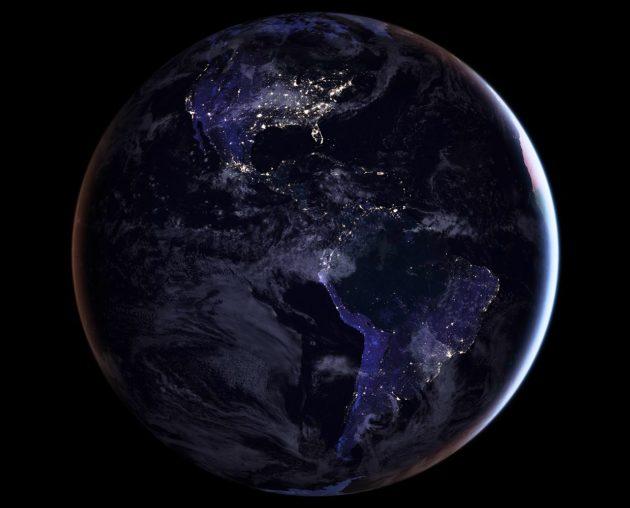transformando a Terra