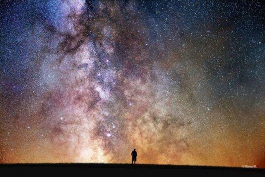 Universo está se expandindo