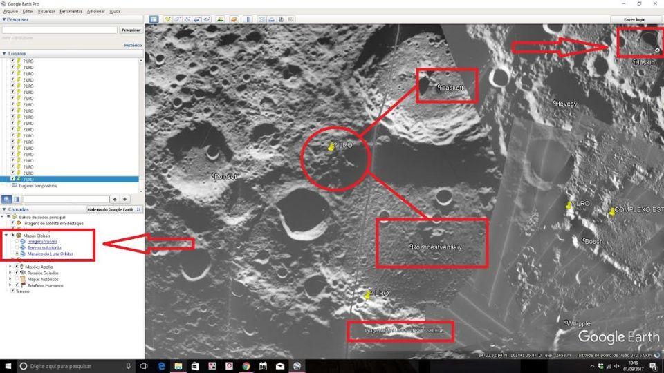 Anomalias na Lua: Mais próximos da verdade 3