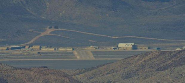 imagens nítidas da Área 51