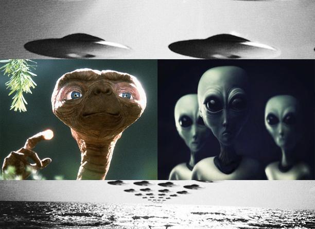 Alienígenas: Somos visitados pelos melhores e pelos piores 1