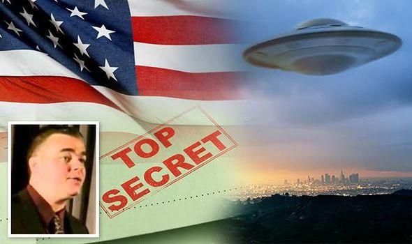 Força Aérea dos EUA foi pega acobertando os OVNIs