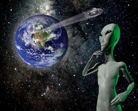 encarar a vida extraterrestre