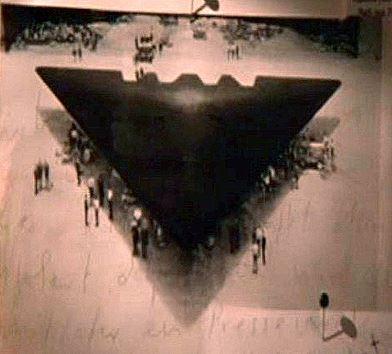 Testemunhas falam sobre Programa Espacial Secreto