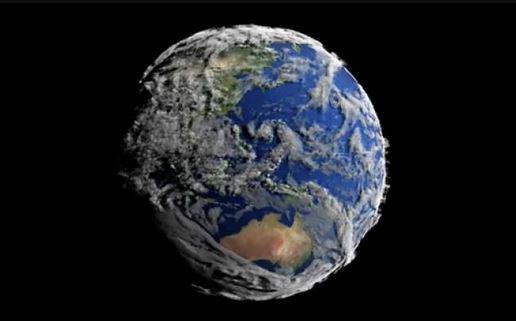 a Terra como sendo uma criatura viva