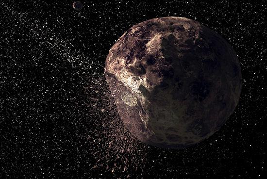 Asteroide de 4,8 km passará próximo da Terra