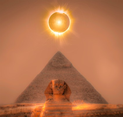O Sol e a Lua pararam de se mover