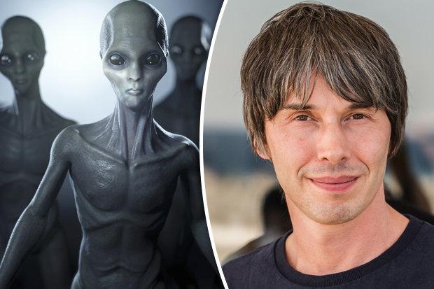 vida extraterrestre bem perto da Terra
