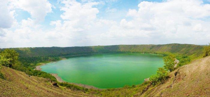 Anomalia magnética é detectada em lago da Índia 2