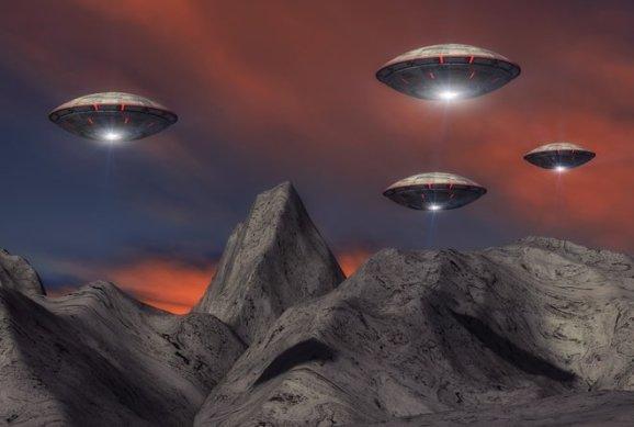 como as pessoas reagiriam à descoberta de alienígenas