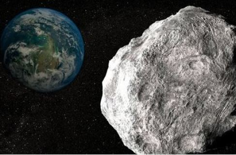 Enorme asteroide quase atinge a Terra em novembro