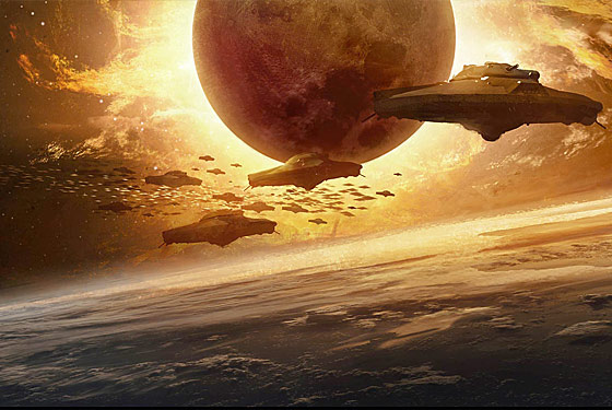 alienígenas irão invadir a Terra