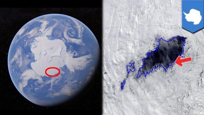 A Antártica possui mais mistérios do que estão nos contando 2