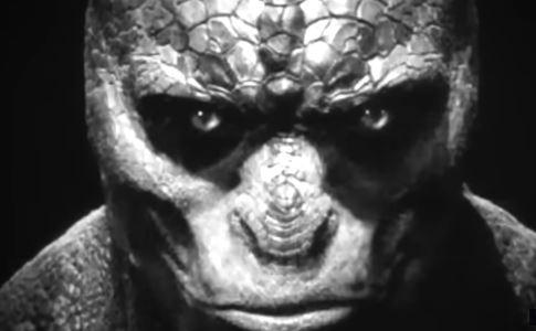os reptilianos realmente existem