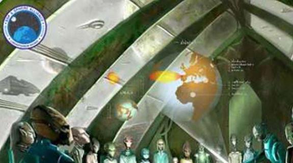 Teria a manipulação alienígena terminado