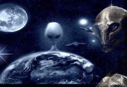 Desacobertamento total dos OVNIs é uma questão de dias