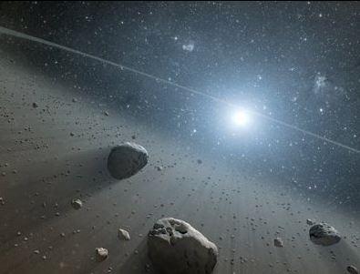 Ingredientes da vida são encontrados em meteoritos