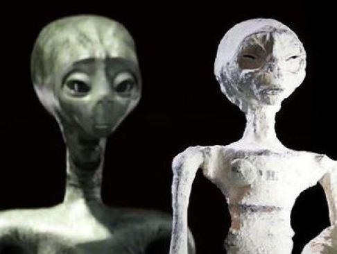 Múmias alienígenas são reais, continua afirmando equipe que as descobriu