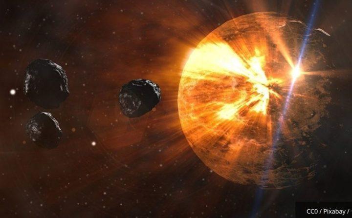novo satélite caçador de alienígenas