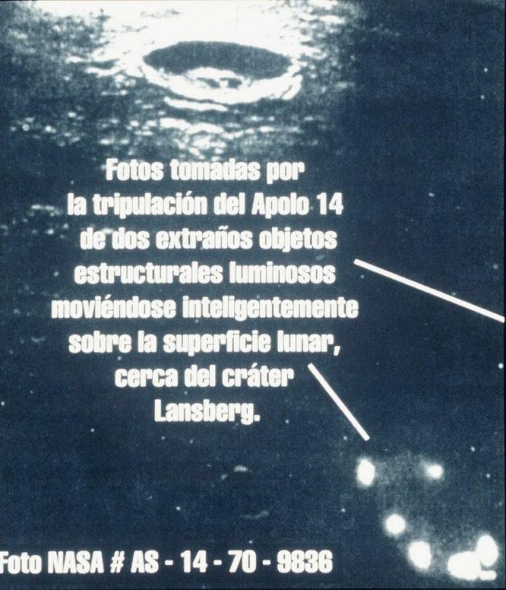 Imagens da missão Apolo que a NASA não quer que você veja 5