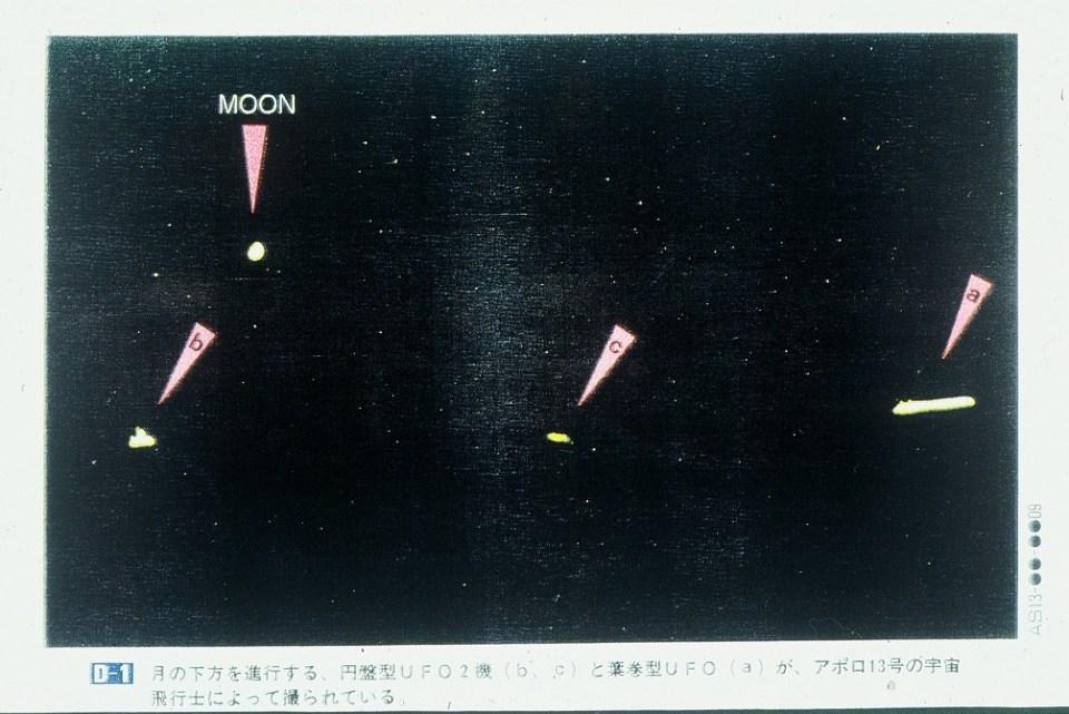 Imagens da missão Apolo que a NASA não quer que você veja 6