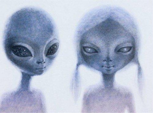 Sexo com extraterrestres?