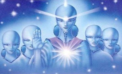 A humanidade será governada por alienígenas