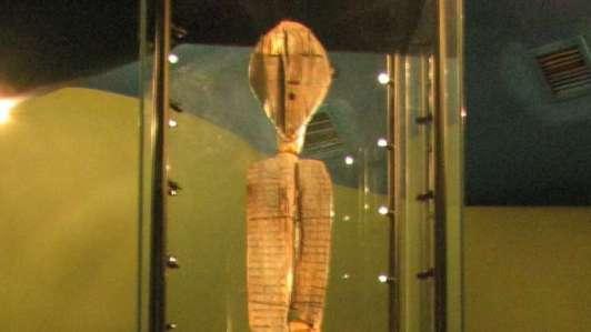 Misteriosa estátua de 11.000 anos descoberta na Rússia