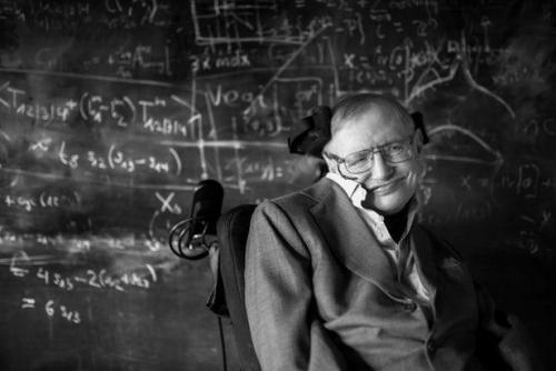 últimas palavras de Stephen Hawking