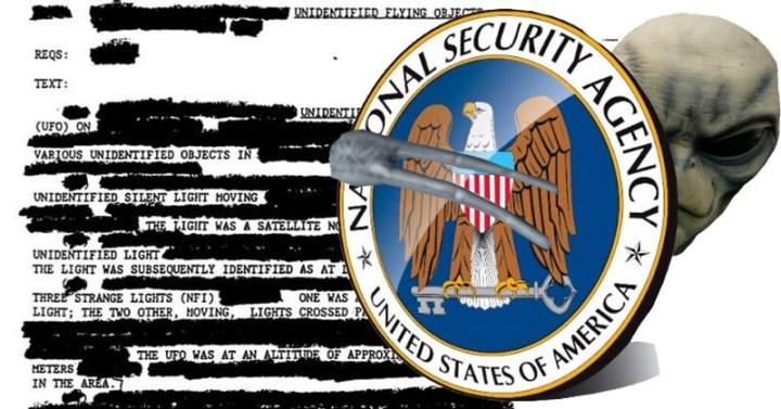 Agência governamental dos EUA ocultou mensagens extraterrestres