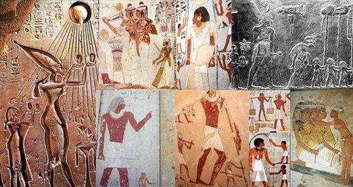 Gigantes: O segredo das primeiras civilizações do Egito