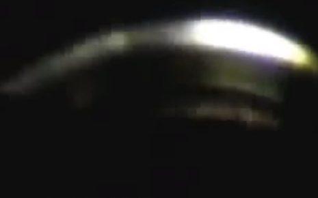 Vídeo impressionante de OVNI é comprovado como sendo autêntico
