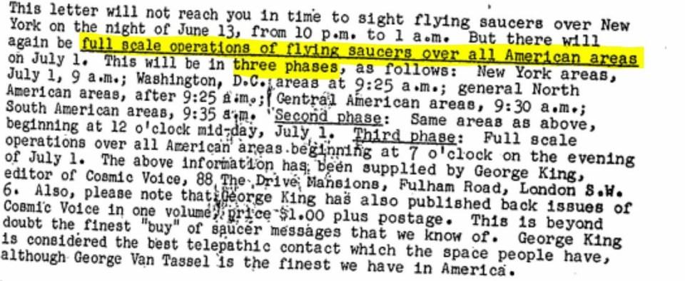 Nikola Tesla foi trazido de Vênus, menciona documento do FBI 1