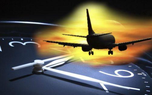 A nuvem que sequestrou um avião