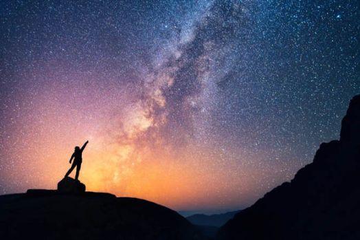 humanos são a única civilização avançada na galáxia