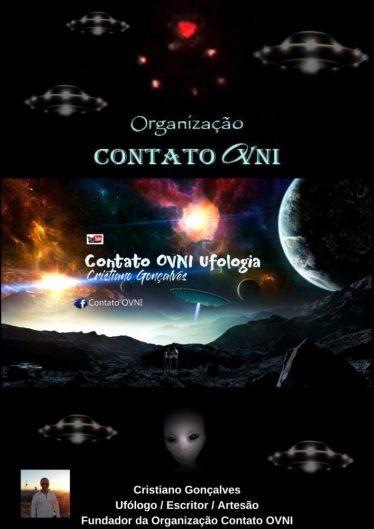 Organização Contato OVNI firma parceria com o OVNI Hoje 1
