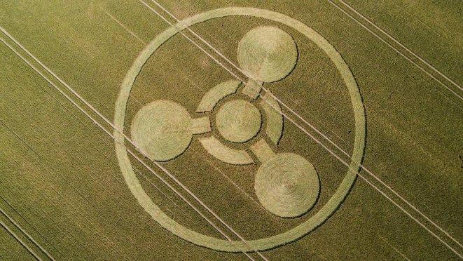 agroglifo possui mensagem para a humanidade
