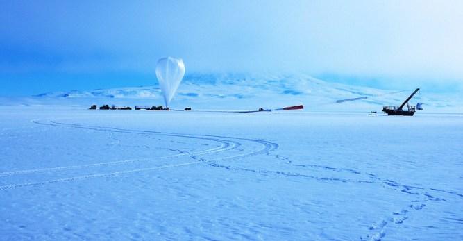 sinais vindos de dentro da Terra são captados na Antártica