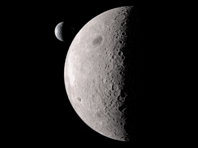 China irá construir uma base na Lua