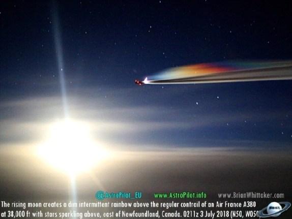 estranhos fenômenos ainda continuam ocorrendo no céu