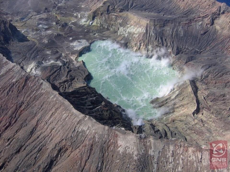 Atividade vulcânica ao redor do mundo nos últimos dias 7