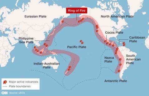 A Terra foi atingida por 144 grandes terremotos em uma única semana de agosto, e ninguém está falando a respeito 1