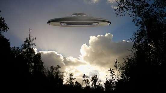 relatos de OVNIs podem estar sendo interceptados